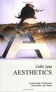 aesthetics-colin-lyas-paperback-cover-art